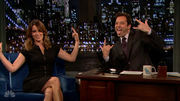 Tina Fey - Jimmy Fallon tonight 10-17-13