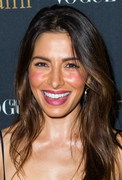 Sarah Shahi - Eli Halili Soho Boutique Grand Opening in NYC 10/15/13