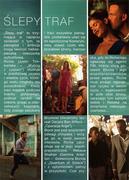 Tył ulotki filmu 'Ślepy Traf'