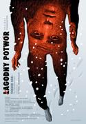 Przód ulotki filmu 'Łagodny Potwór - Projekt Frankenstein'