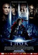 Przód ulotki filmu 'Thor'