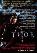 Tył ulotki filmu 'Thor'