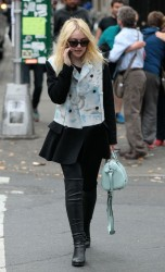 Dakota Fanning - out in NY 10/19/13