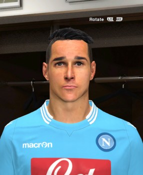 download Callejon Face PES 2014 By GenialIdiot