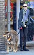 Amanda Seyfried - out in NYC 10/20/13