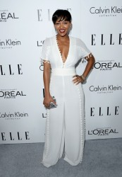 Meagan Good - ELLE's 20th Annual Women In Hollywood Celebration 10/21/13