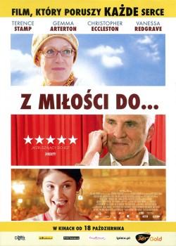 Przód ulotki filmu 'Z Miłości Do...'