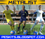 download pes 2014 Metalist 2013-14 GDB Set by Kolia V.