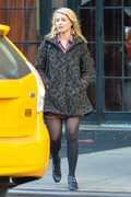 Dianna Agron - Out in NYC 10/24/13