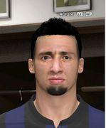 pes 2014 Ishak Belfodil Face By X9