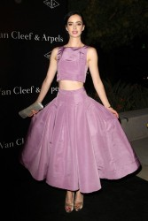 Krysten Ritter - A Quest For Beauty Exhibit Opening in Santa Ana 10/26/13
