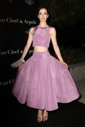 Krysten Ritter - A Quest For Beauty Exhibit Opening in Santa Ana 10/26/13