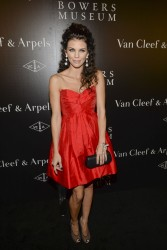 AnnaLynne McCord - A Quest for Beauty: The Art Of Van Cleef & Arpels in Santa Ana 10/27/13