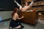 Penny Pax, Kristina Rose : Classroom Anal Girls - Kink/ EverythingButt (2013/ HD 720p)