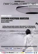 Przód ulotki filmu 'Legenda Kaspara Hausera'