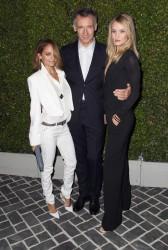 Rosie Huntington-Whiteley & Nicole Richie - Chloe Los Angeles Fashion Show & Dinner 10/29/13