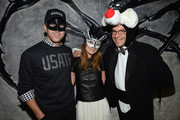 Olivia Wilde - 1st Annual UNICEF Masquerade Ball in LA 10/30/13