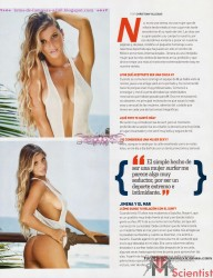 633ce0285292187 Jimena Ochoa – H magazine Mexico November 2013 (tags) photoshoots