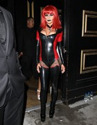 Carmen Electra - Halloween party at Bootsy Bellows in West Hollywood 10/31/13