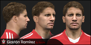 download Gastón Ramírez in PES 2014