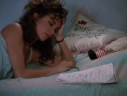 Susanna Hoffs in underwear - The Allnighter