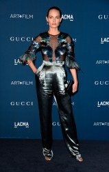 Amber Valletta - LACMA 2013 Art + Film Gala in LA 11/2/13
