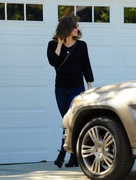 Katharine McPhee Out in Los Angeles - November 4, 2013