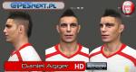 download Daniel Agger Face by ZIUTKOWSKI