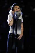 "Christina Aguilera - The Voice ""Say Something"" Performance Stills"