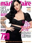 Katy Perry in Marie Claire Australia - December 2013