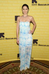 Sarah Wayne Callies - Freedom Award Benefit in NYC 11/6/13