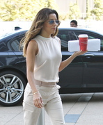 44741a287255504 Eva Longoria – out and about candids in Century City