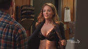 Erika Christensen Looking Hot in Underwear in Parenthood S5 E7