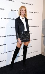 Erin Heatherton - Club Monaco's Fifth Avenue Flagship Opening in NYC 11/7/13