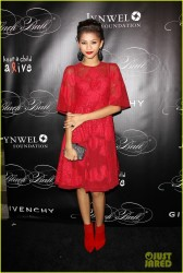 Zendaya Coleman - Keep A Child Alive�s 2013 Black Ball in NYC 11/7/13