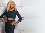 Christina Aguilera : Sexy Wallpapers x 4