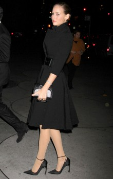 Leelee Sobieski - Guggenheim International Gala, NY Nov 7 2013