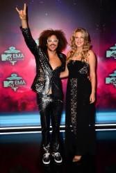 Victoria Azarenka - MTV EMAs 2013 in Amsterdam 11/10/13