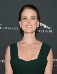Alice Eve - 2013 BAFTA LA Jaguar Britannia Awards in Beverly Hills 11/9/13