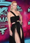 Iggy Azalea  MTV EMA's 2013 at the Ziggo Dome in Amsterdam 10.11.2013 (x10) 029498288144749