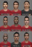 pes 2014 Indonesia Face Pack v.1 by Moozyedogawa