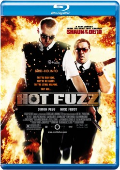 Hot Fuzz 2007 m720p BluRay x264-BiRD