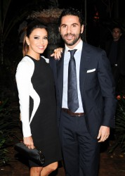 Eva Longoria - Museo Jumex Opening Welcome Dinner in Mexico City 11/15/13