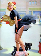 Big collection Pinups girls