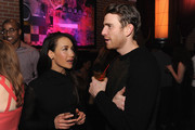 Maggie Q - The 13th Annual 24 Hour Plays On Broadway After Party NYC 11/18/13