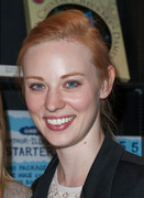 Deborah Ann Woll -  'True Blood: Steve Newlin's Field Guide To Vampires' book signing in West Hollywood 11/18/13