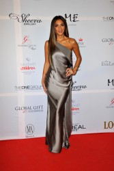 Nicole Scherzinger - London Global Gift Gala 11/19/13