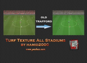 pes 2014 Turf Texture All Stadiums by hamid2000