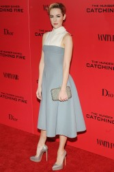 Jena Malone - 'The Hunger Games: Catching Fire' premiere in NY 11/20/13