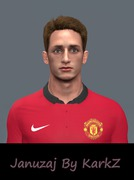 pes 2014 Januzaj Face By KarkZ